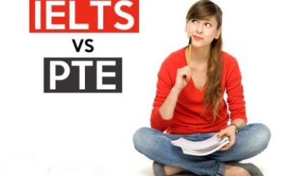 Basic Comparison between IELTS and PTE Academic