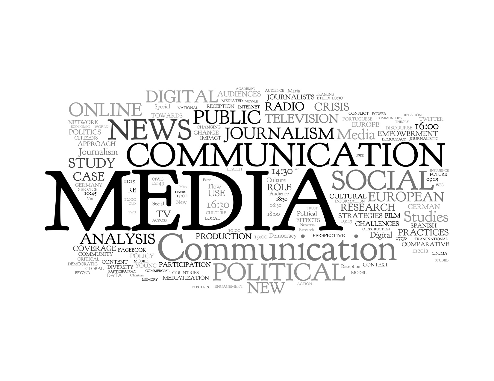 introduction of mass media essay Nowadays, people that not have access to mass media are people who don´t know many things about the world but what are the advantages and disadvantages of mass media and how mass media affects the human life.