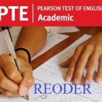 PTE ACDEMIC READING RE ODER WITH ANSWER KEY
