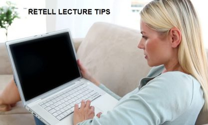 How to Score higher in Re-Tell Lecture – PTE Academic Speaking
