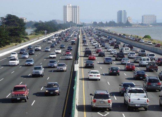 dependency on motor cars