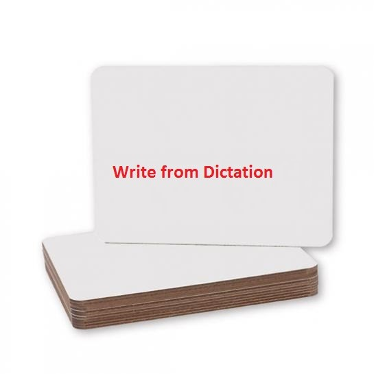 PTE listening write from dictation practice test latest