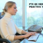 PTE Academic re order practice test 37