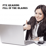 PTE reading fill blanks practice exercise 35
