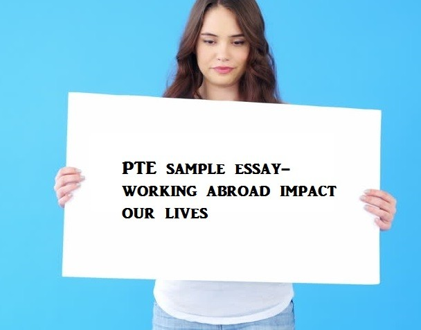 Living abroad essay