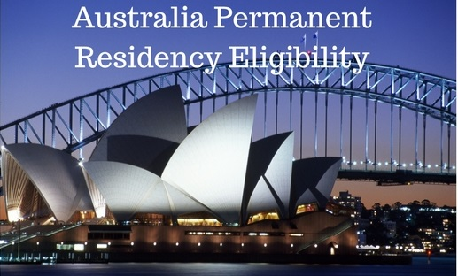 Australia permanent residency immigration